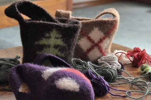 Annetarsia: a fresh approach to intarsia knitting
