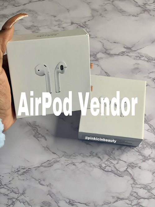 AirPod Vendor