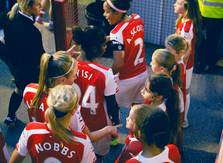 ARSENAL SISTER CLUB HOLIDAY COURSE!
