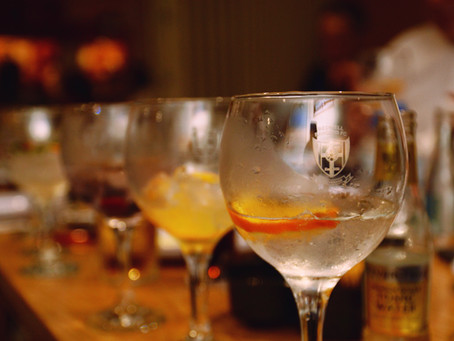 FUNDRAISING GIN TASTING NIGHT!