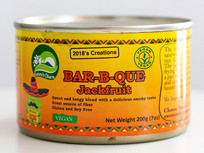 Barbecue Jackfruit Fried Rice