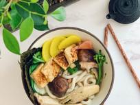 Miso Tofu Ramen