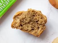 Super Speedy Coffee Caramel Protein Muffins