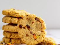 Peanut Protein Cookies (no protein powder)