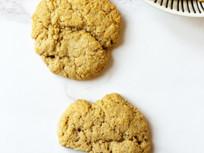 Chai spiced cookies