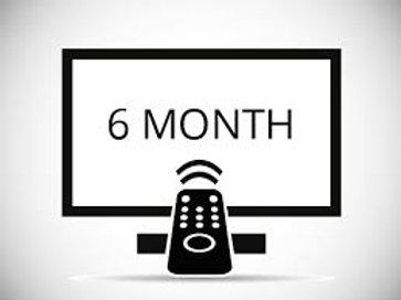 6 Months IPTV Service