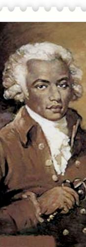 Joseph de Bologne, Le Chevalier de Saint George