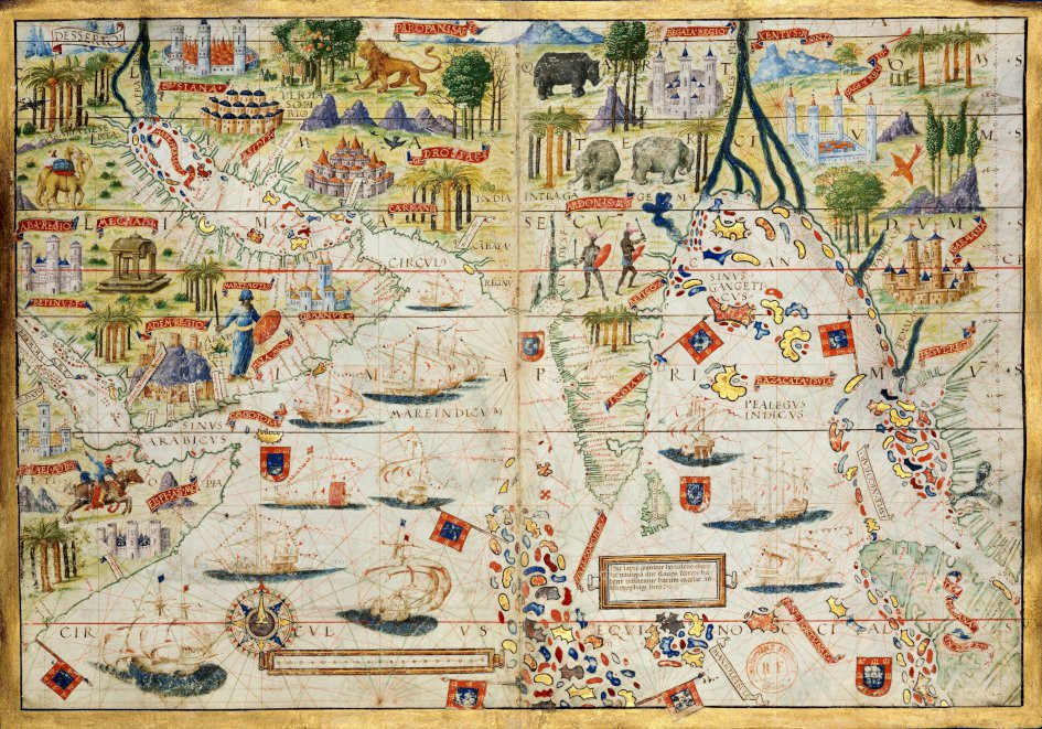 Miller Atlas - Portugal