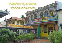 PAINTING, ROOF & FLOOR COATING
