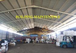 BUILDING MAINTENANCE AND REPAIR