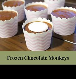 July 21 -Frozen Chocolate monkeys- 16 Pl