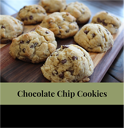 July 21 -Chocolate Chip Cookies 1 - 16 P