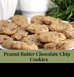 July 21 -PB Chocolate Chip Cookies - 16