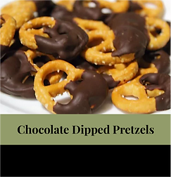 July 21 -Chocolate Dipped Pretzels - 16