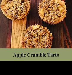 July 21 -apple crumble tarts - 16 Playfa