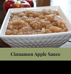 July 21 -Cinnamon Apple Sauce - 16 Playf