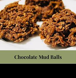 July 21 -Chocolate Mud balls - 16 Playfa