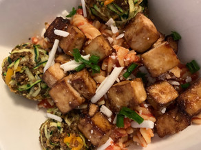 How to make simple baked tofu