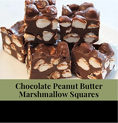 July 12 - Chocolate Peanut Butter Marshm