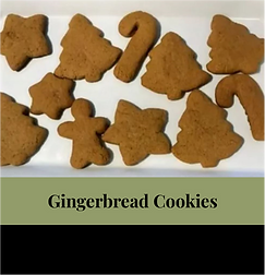 July 21 -Gingerbread Cookies - 16 Playfa