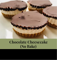 July 21 -Chocolate Cheesecake - 16 Playf