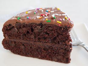 Gluten & Dairy-Free Chocolate Cake