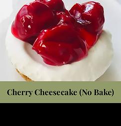 July 21 -Cherry Cheesecake - 16 Playfair