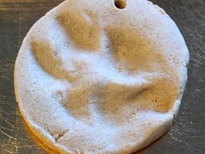 Gluten-Free Dough Ornaments