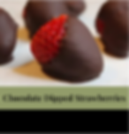 July 9 -Chocolate Dipped Strawberries -