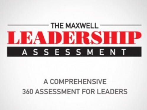 The Maxwell Leadership 360-Degree Assessment with One Coaching Session