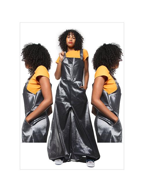 Charcoal Jumpsuit