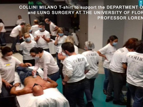 Fashion and Education: COLLINI Milano Continues Its Action in Support of the University of Florence