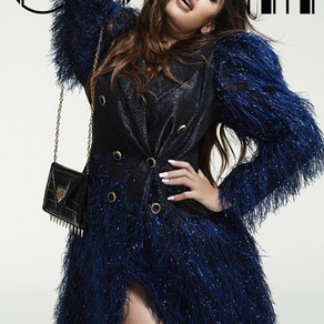 High Fashion and Celebrities: Natalia Barulich as New Face of COLLINI MILANO