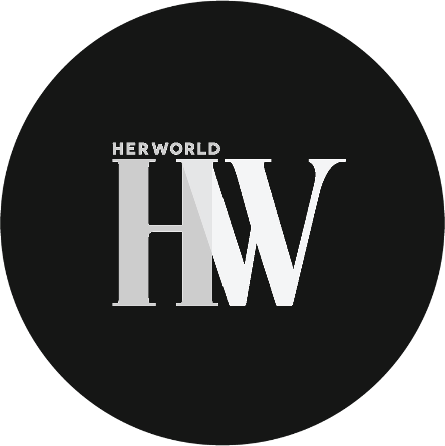 logo her world