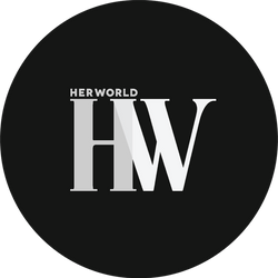 logo her world