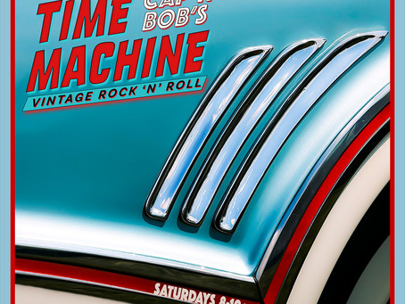 Captain Bob's Time Machine
