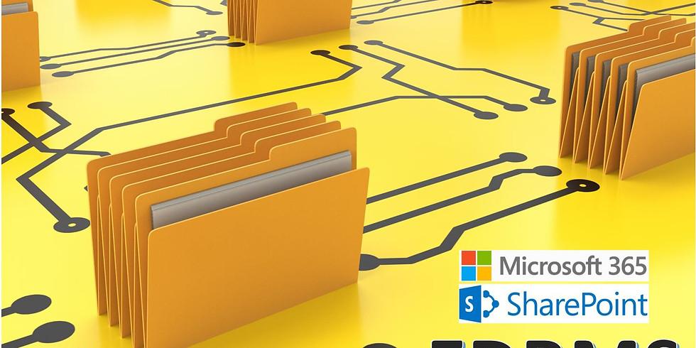 RIMtech Webinar - EDRMS for Microsoft SharePoint
