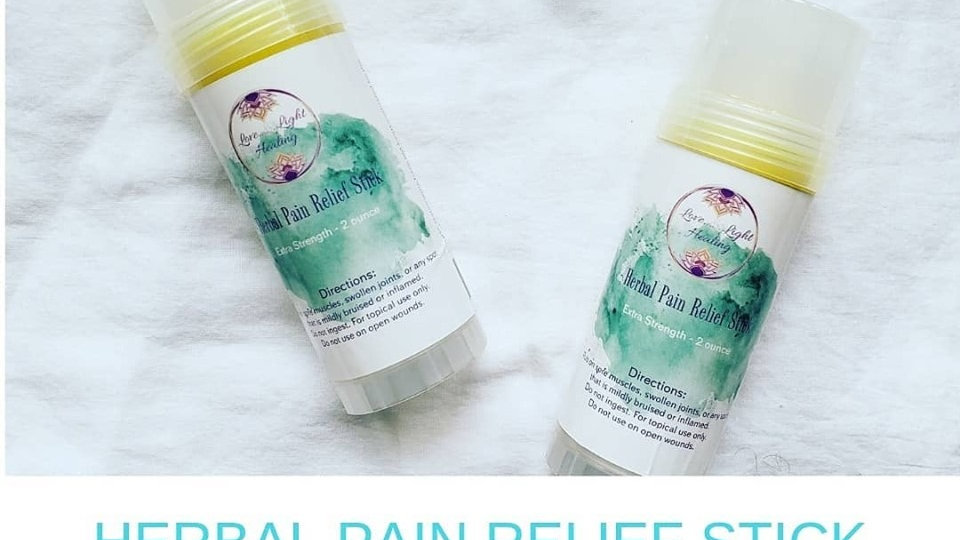 HERBAL PAIN RELIEF STICK