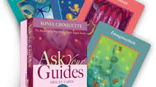 Ask Your Guides Oracle Deck