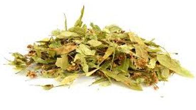 Linden Flower (organic).- 1 ounce