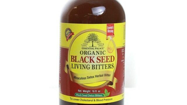 Black Seed Living Bitters