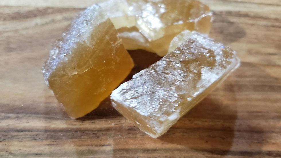 Honey Calcite (Raw)