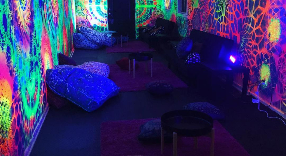 The Hyperspace Lounge
