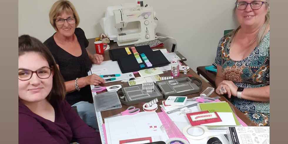 Paper Crafting with Trish