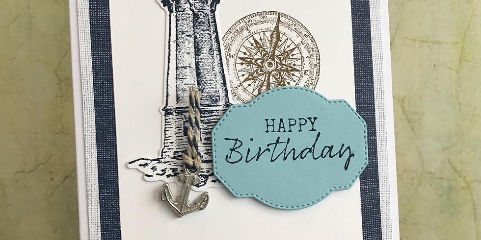 Masculine Birthdays