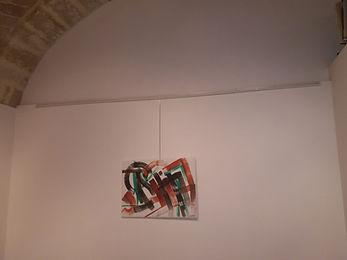 Mostra collettiva al centro culturale Zero Uno a Barletta patrocinio Fondazione De Nittis