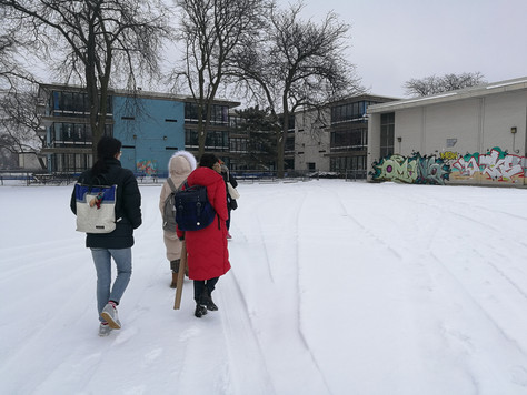 On-Site Workshop 1: Cold Weather, Warm Conversations