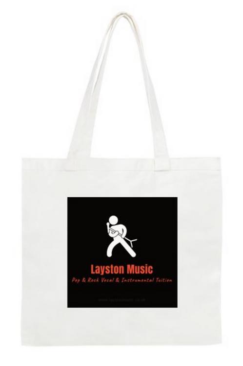 Canvas Tote/Book Bag