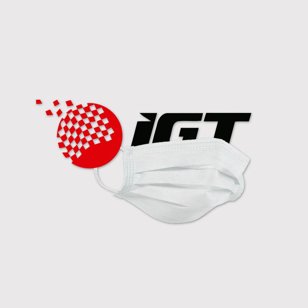 Logo Covid IGT Motors