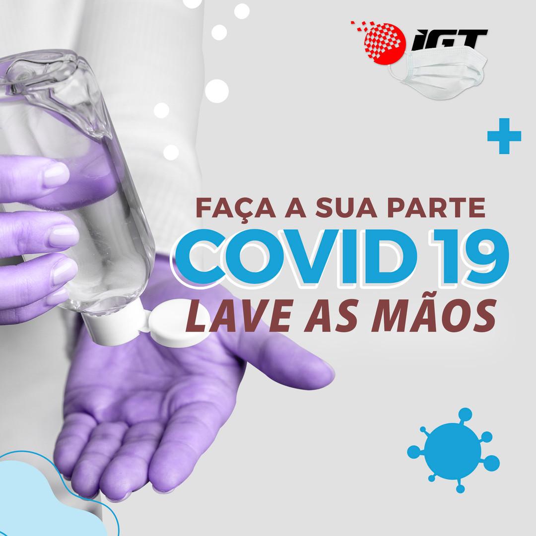 Arte Covid-19 IGT Motors